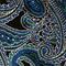 821 dunkelblau paisley
