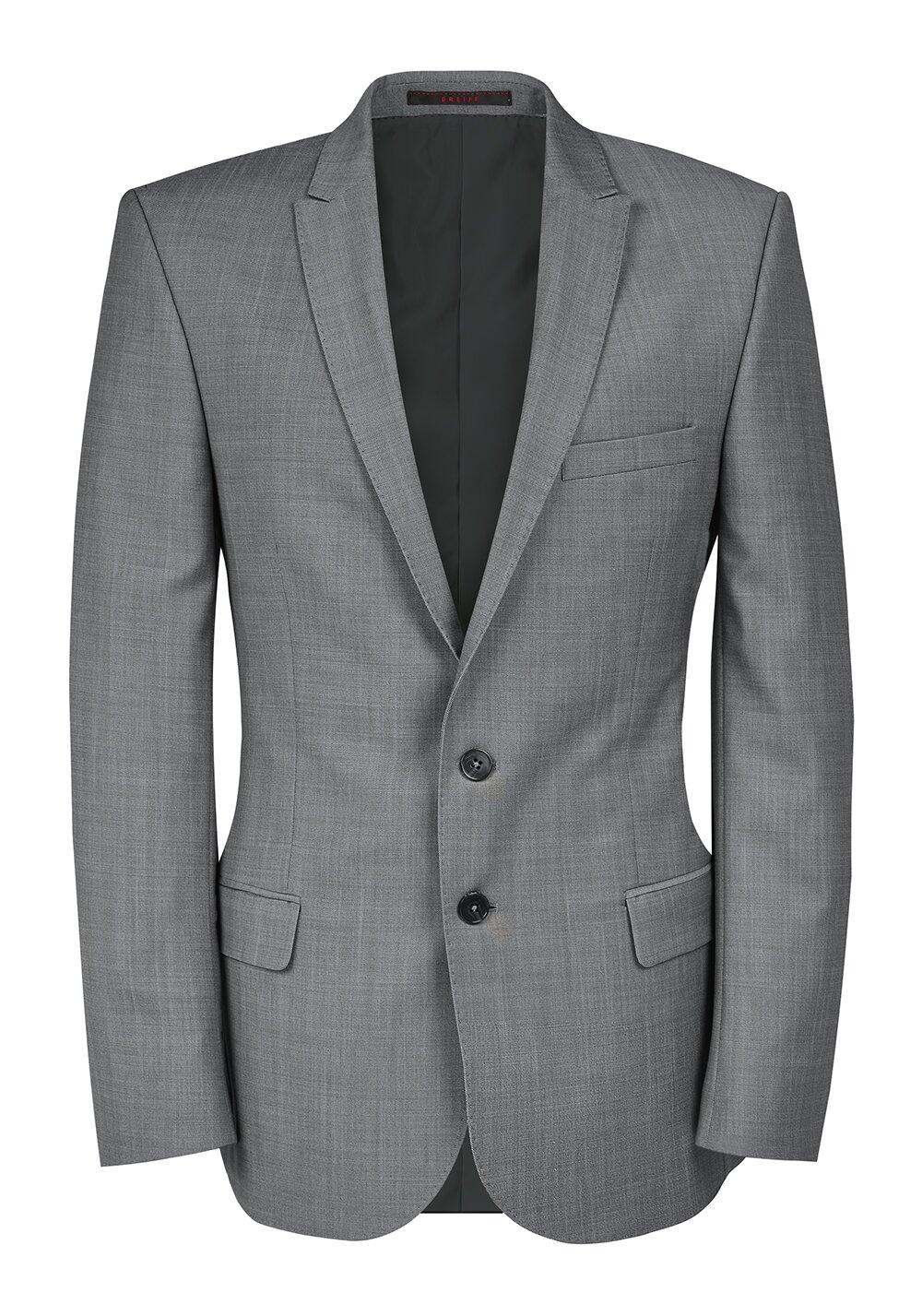 Veste homme gris claire