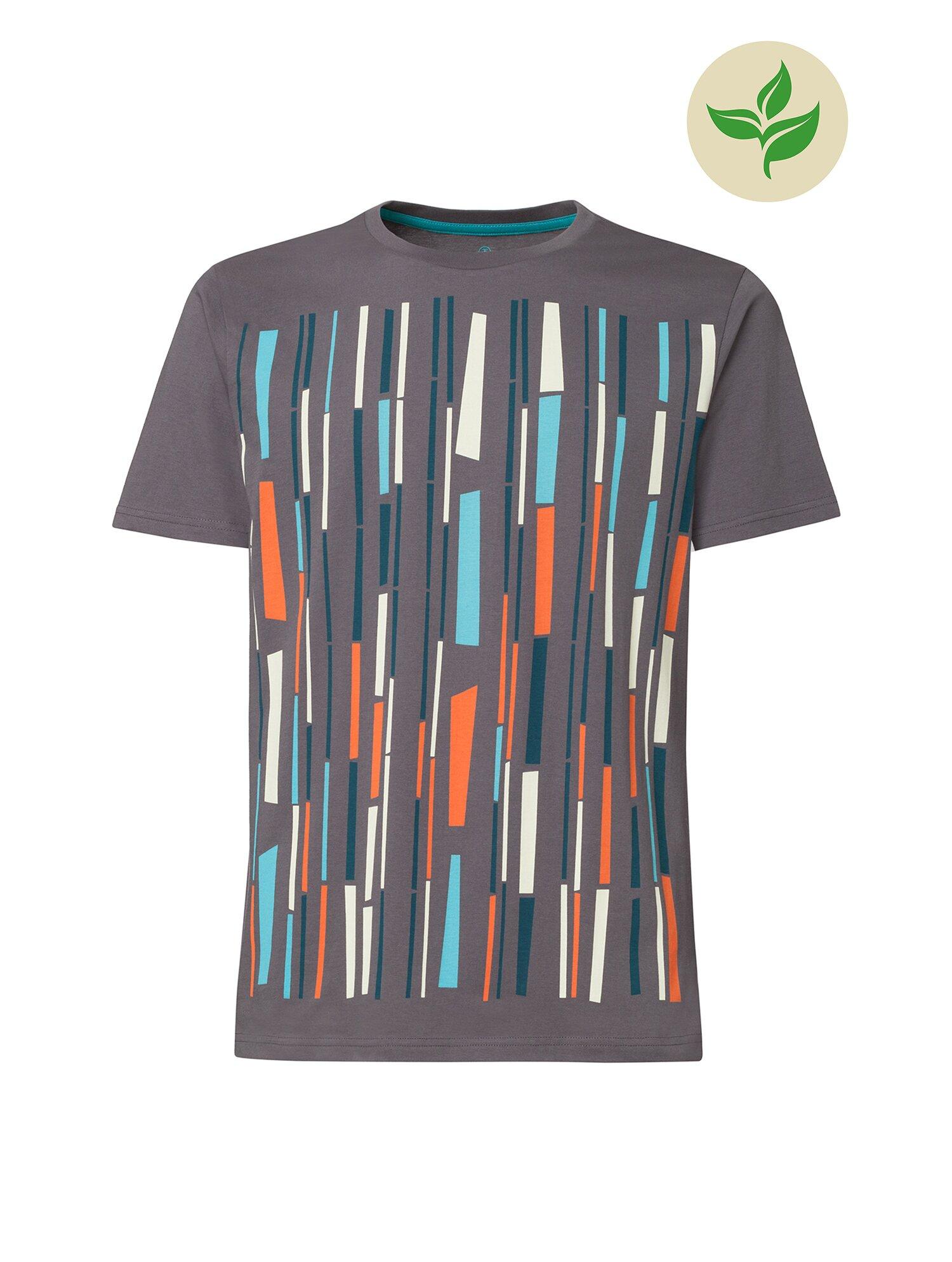 Fairtrade Trade Print Herren Müller ShirtCastlerock T qSUzpVM