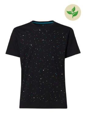 H_Produkt_Nightsky-T-Shirt-Black-GOTS-Fairtrade-2877