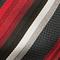 750 rot/anthrazit gestreift
