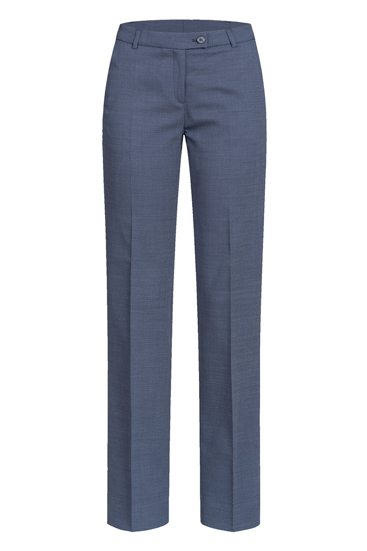 Whistles Femmes Micro Spot à nouer à la taille Pantalon Bleu Marine//Multi UK6 BNWT RRP119