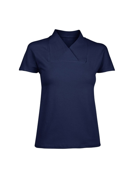 Damen-T-Shirt, blau