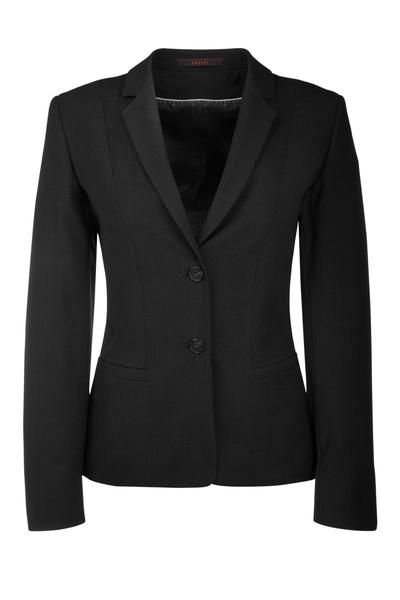 Damen-Blazer, schwarz