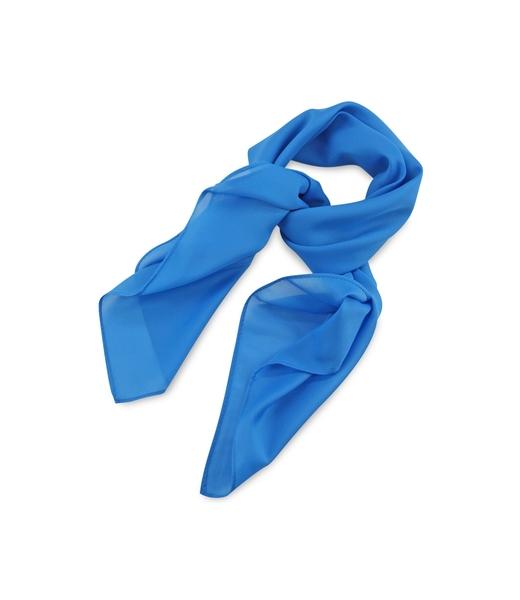 Tuch, blau