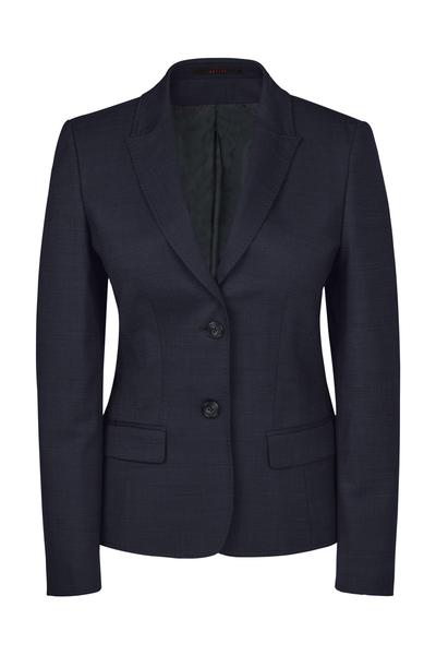 Damen-Blazer, dunkelblau