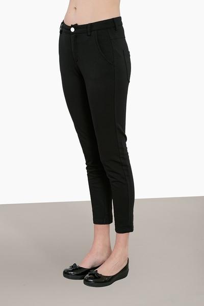 Damen-Hose, schwarz