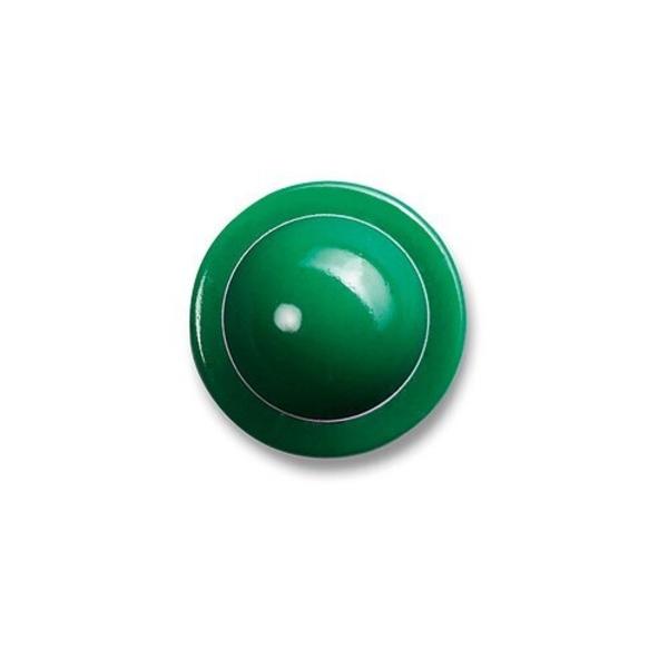 Steckknöpfe, grün