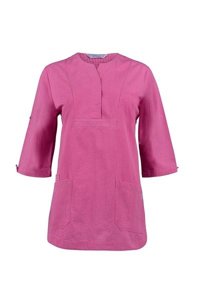 Damen-Schlupfkasack, pink
