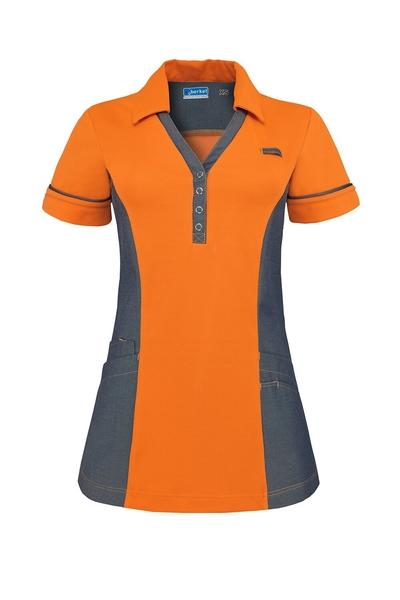 Damen-Polokasack, orange