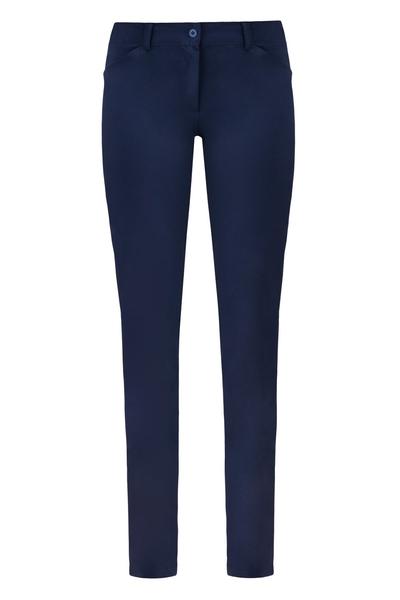 Damen-Hose, blau