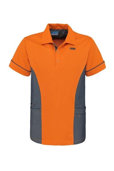 Herren-Polokasack, orange