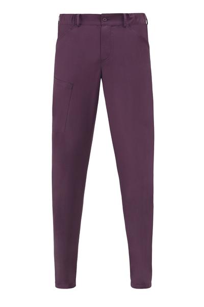 Herren-Hose, violett