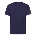 Spacegrid-T-Shirt-blue-midnight-GOTS-Fairtrade-287_2