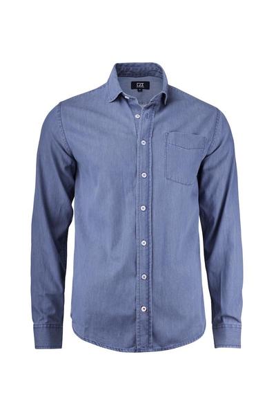 352404_581_Ellensburg Denim Shirt_F