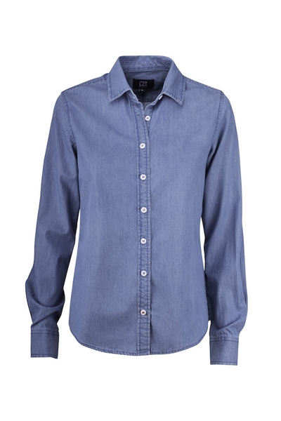 352405_581_Ellensburg Denim Shirt ladies_F
