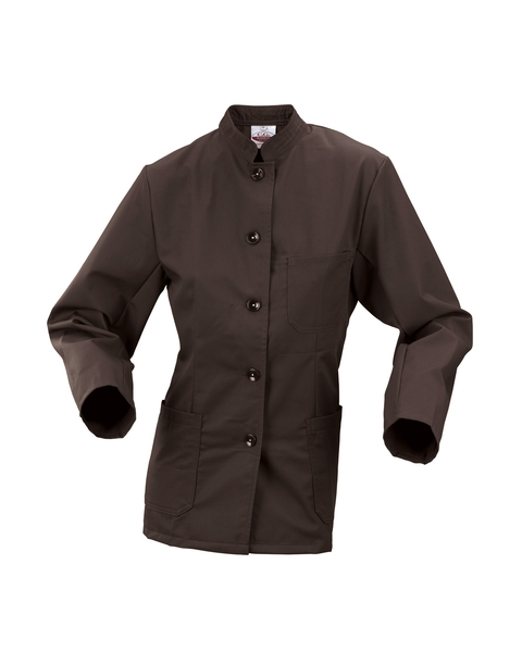 Damen-Servicejacke, chocolate