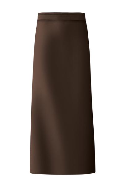 Tablier de bistrot, brun