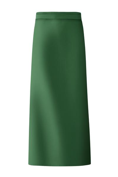Bistroschürze, flaschengrün