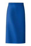 Tablier de bistrot, bleu royal