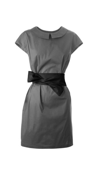 Damen-Kleid, grau